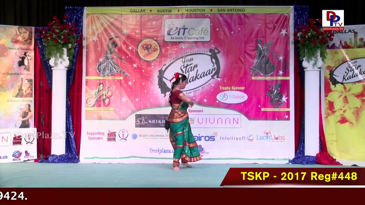 Finals Performance - Reg# TSK2017P448- Texas Star Kalakaar 2017