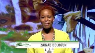 Why Zainab Balogun loves Nigeria