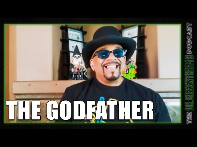 The Godfather Speaks On Smoking With B-Real , WWE, Cannabis + More | The Dr. Greenthumb Podcast