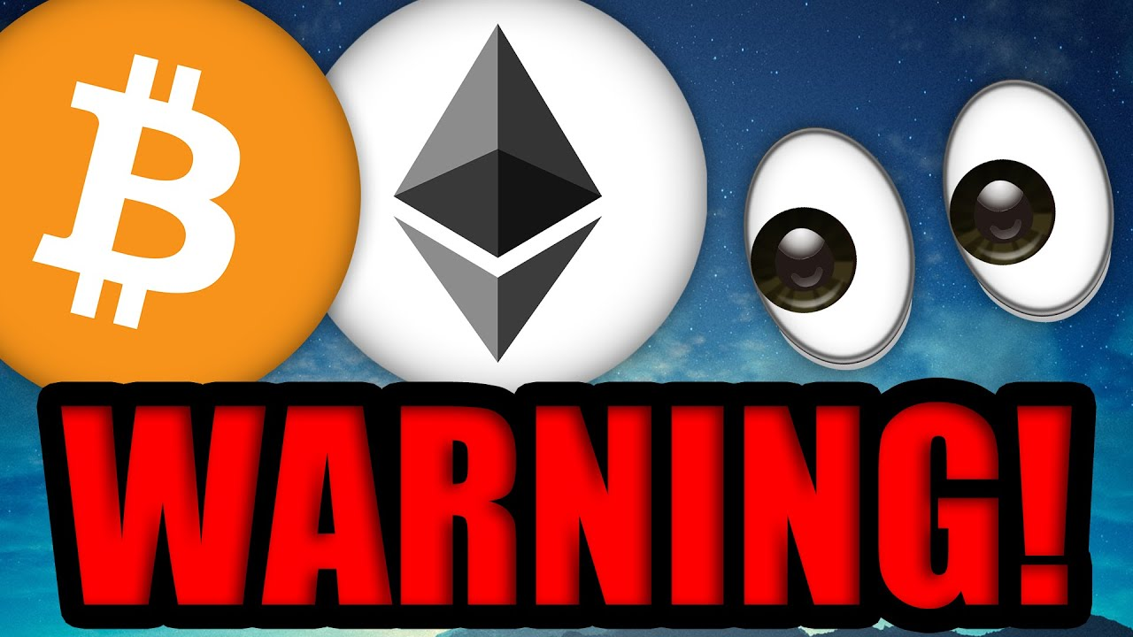 Bitcoin & Ethereum Crash NOT Done!? | My Cryptocurrency Market Analysis