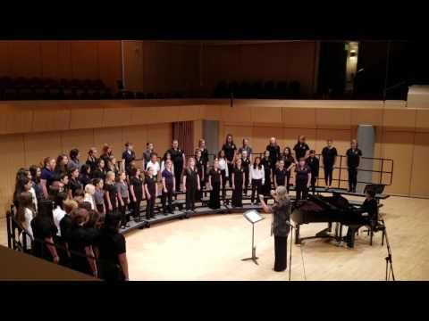 2016 New Mexico Central District VI Honor Choir
