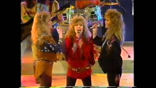 The Star Sisters - Just Another Night in N.Y. City 1986 ,720p