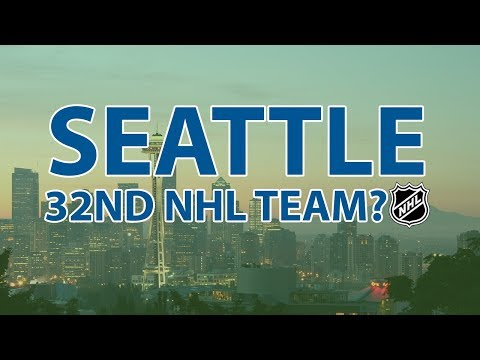 SEATTLE GETTING AN NHL TEAM!? (Another Expansion?)
