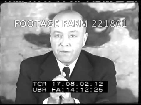 USA:  Anti-Communist Statement; British Royal Visit to Southern Africa 221801-08 | Footage Farm