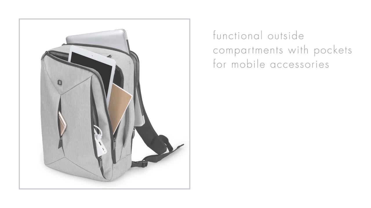 d6800abcf6e Backpack Dual EDGE English - YouTube