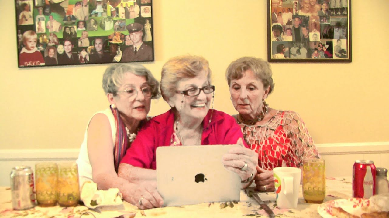 3 golden sisters on meeting someone youtube