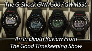Casio G-Shock GW-M500 (and GW-M530) In-depth Review