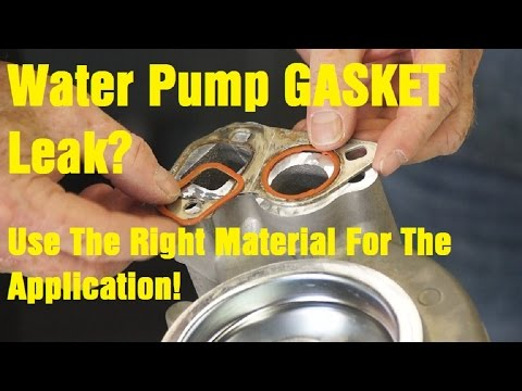 Use the Right Gasket Material - Wrenchin' Up