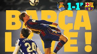 🔵🔴 BARÇA THROUGH TO SUPER CUP FINAL! 🏆 BARÇA LIVE | REAL SOCIEDAD - BARÇA | Warm up & Match Center