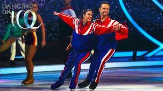 Libby & Mark reach for the sky! | Dancing on Ice 2020
