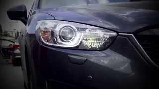 Mazda CX5 2015: установка акустики, усилителей, сабвуфер-стеллс
