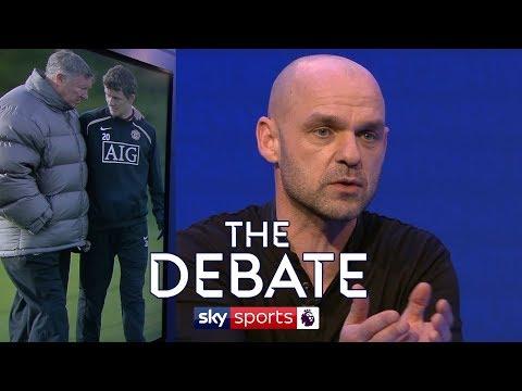 Will Sir Alex Ferguson's trip to Carrington help the Man United squad? | The Debate
