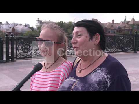 RUSSIA'S ANTI-GAY LAW-REAX IN RUSSIA