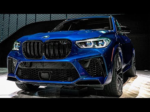 BMW X5 M (2020) Competition - Gorgeous SUV!