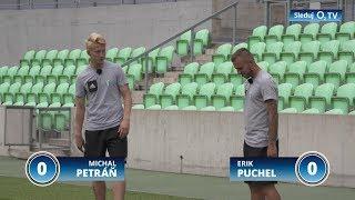 O2 TV Duel: Fotbalový pétanque v podání hráčů Karviné