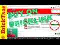 How to Place a Bricklink Order | Buying from Overseas
