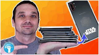 I Paid $1,359 for 8 BROKEN Samsung Phones - Ft. Star Wars Galaxy Note 10+