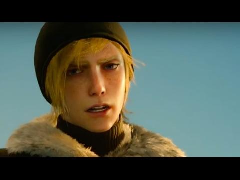 Final Fantasy XV Official Spring 2017 Update Trailer