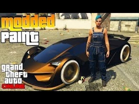 GTA Online *NEW* Matte Pearlescent Paint Glitch | GTA 5 Pearlescent Glitch [PS4, X1, PC]