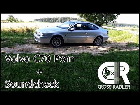 Volvo C70 Coupe 2.5 T   Carporn   Soundcheck
