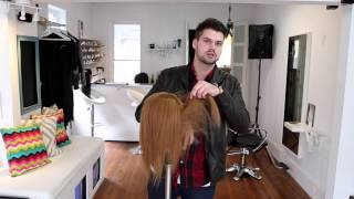 STEP 11 - 14 Steps to becoming a better haircutter - Finishing Hair for Dry Cutting