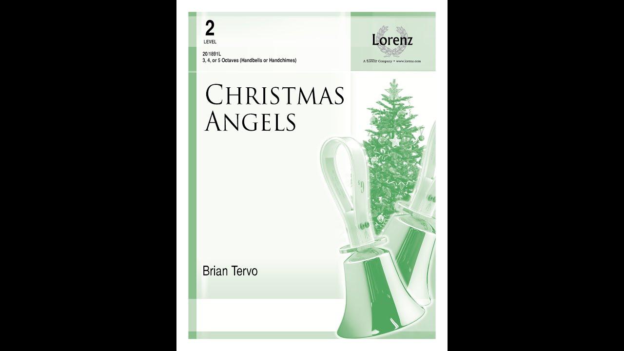 Christmas Angels (Handbells) - Brian Tervo - YouTube