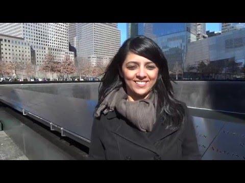 World Trade Centre memorial : New York City : WTC 1
