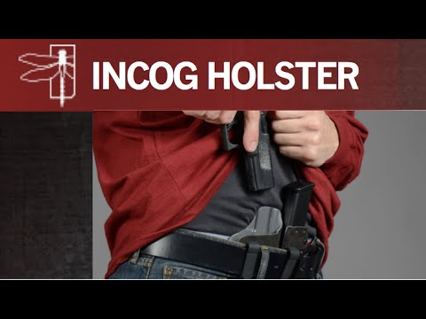 INCOG Holster & Draw Techniques from Concealment