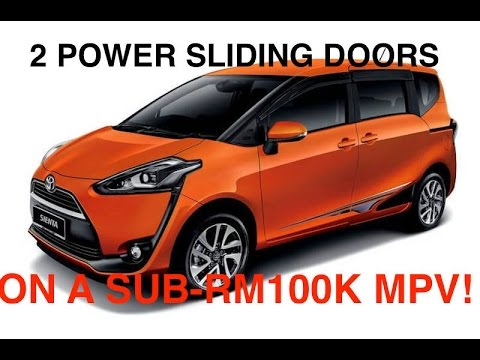 Toyota Sienta Malaysia Review >> Toyota Sienta Review: An MPV That Ticks All the Boxes - YouTube