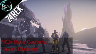 [NCIv] Z4R3K: Base Capture at Haven Outpost (Planetside 2)
