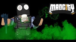 Roblox Mad City - 4 NEW WEAPONS (RIOT SHIELD, TEAR GAS and MORE Update!!! (livestream)