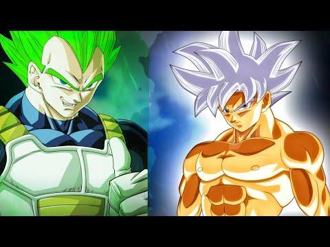 Vegeta Wannabe Legendary Super Saiyan Green Hair Debunk And Ultra