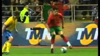 Ronaldinho Gacho Vs Cristiano Ronaldo