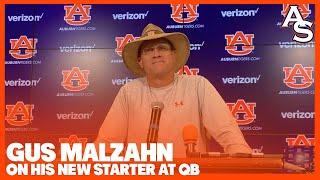 Auburn Tigers Football: Gus Malzahn press conference