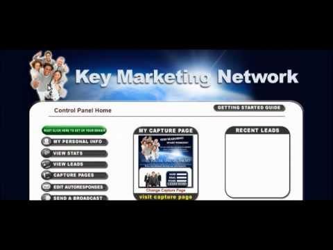 Key Marketing Network ZNZ Step 3