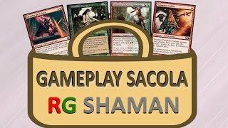 Bag Tech #2 - RG Shaman