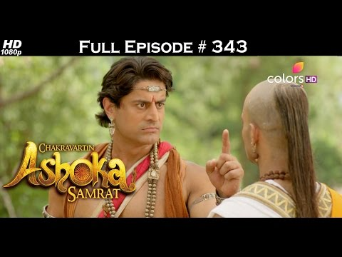 Chakravartin Ashoka Samrat - 23rd May 2016 - चक्रवतीन अशोक सम्राट - Full Episode (HD)