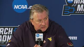 BlueGoldNews.com: WVU NCAA Postgame Press Conference 031618