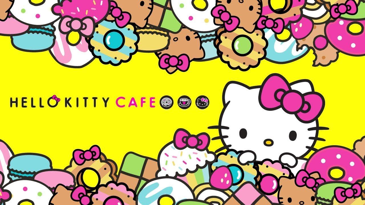 a5407d794 Hello Kitty Café Haul Arcadia Los Angeles - YouTube