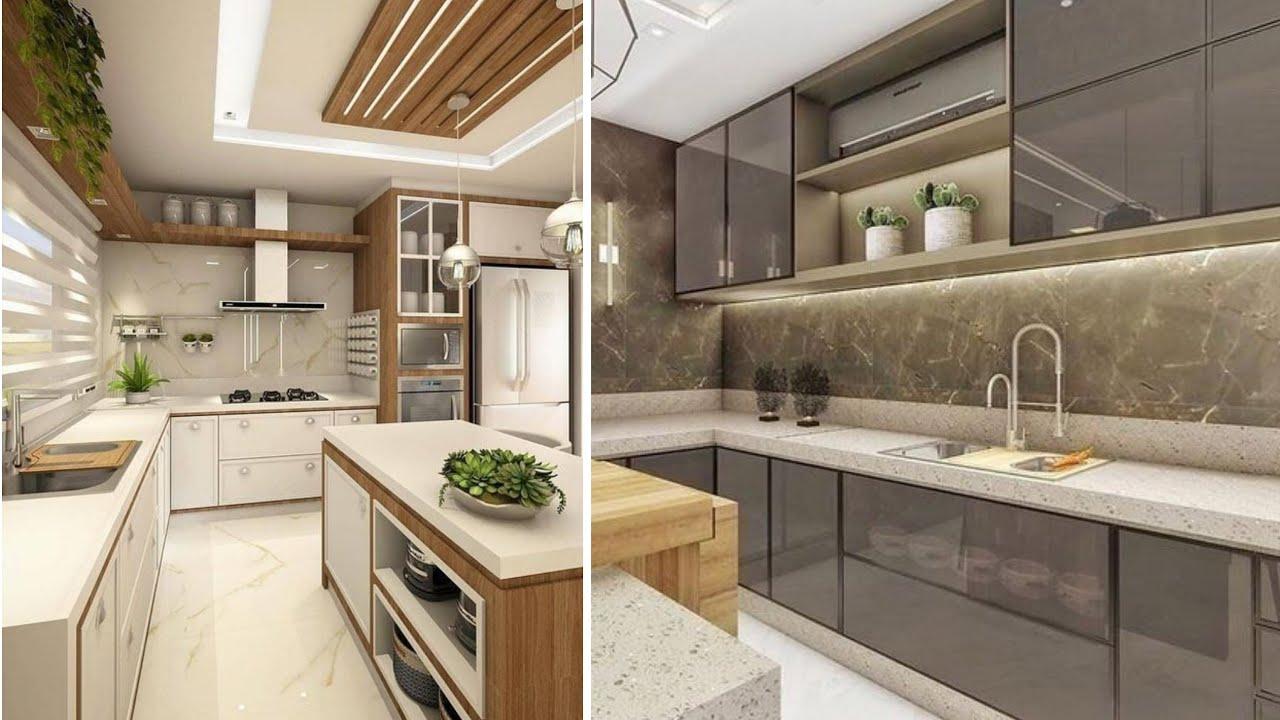 200 Modular Kitchen Designs Catalogue 2021 Decor Puzzle Youtube