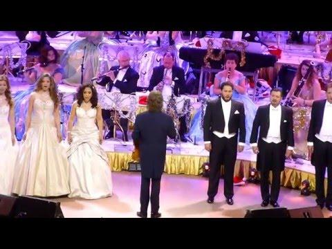André Rieu 2015 Glasgow - Hallelujah (Handel)