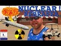 Golfing, Nuclear Missiles, & RV Eating Carpenter ANTS!!!