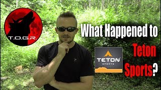 Teton Sports Responds about the AmazonBasic 55L Backpack