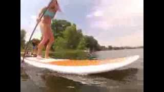Lake Cruiser Stand Up Paddle Board Series - iboats.com