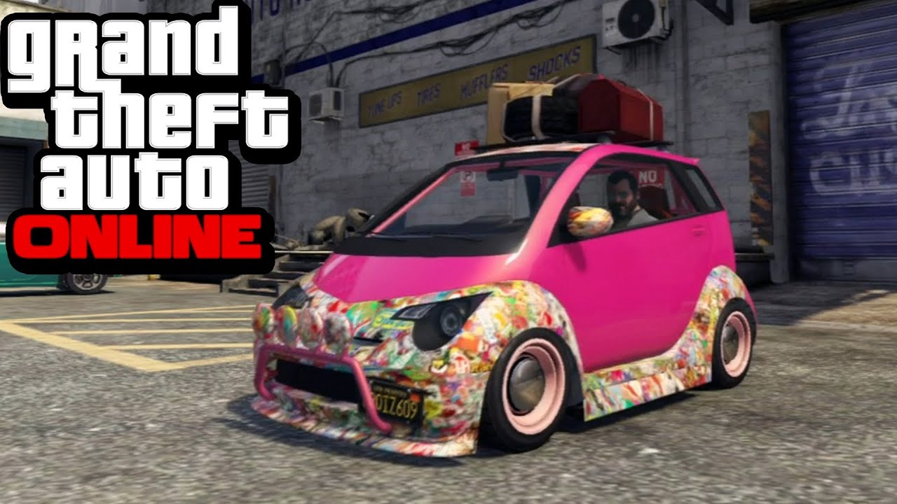 Gta 5 Dlc Hipster Update Quot Panto Quot Customization Car Dlc In