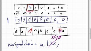 02D.5 ein einzelnes Bit setzen oder löschen mit bitweisen Operationen