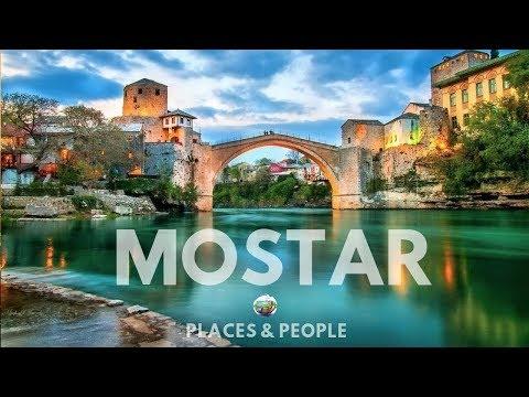 MOSTAR - BOSNIA AND HERZEGOVINA  [HD]