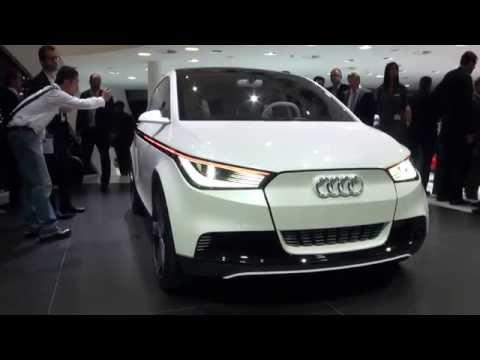 New Cars ,,,,  Audi 2 vs BMW i3