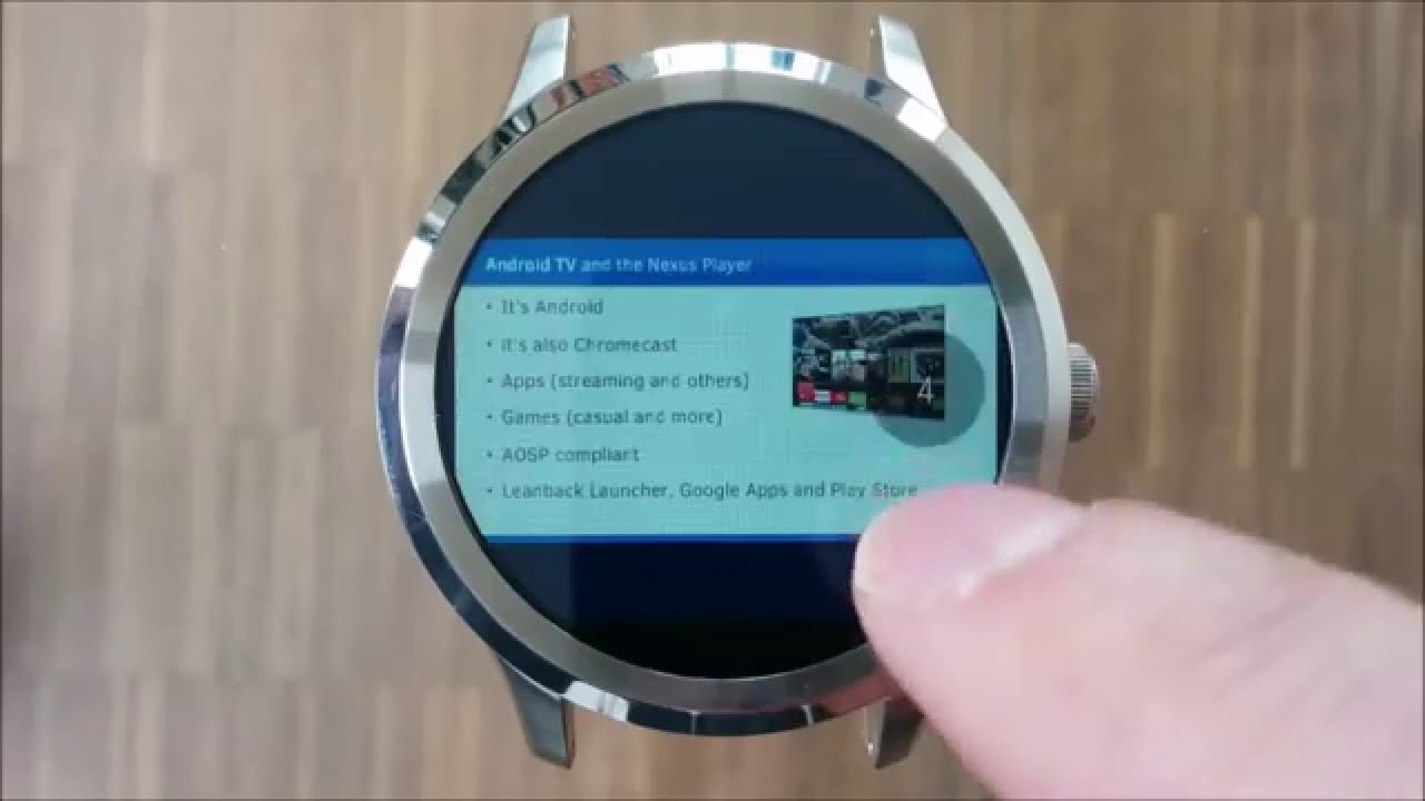 Document Viewer for Android Wear