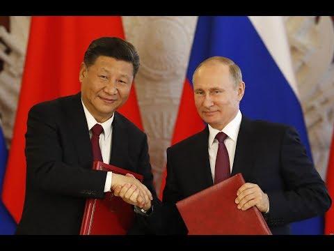 时事大家谈:朝核危机旁举行军演,中俄在打什么算盘?